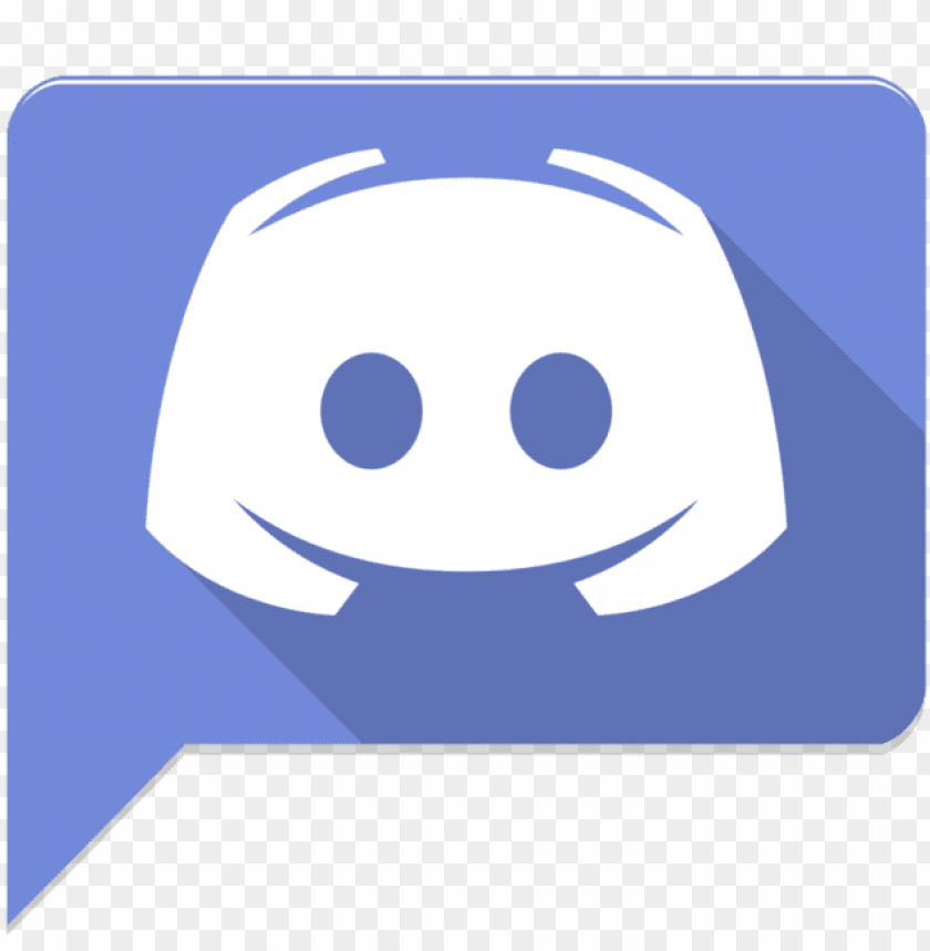 free PNG flat discord material like icon - discord ico PNG image with transparent background PNG images transparent