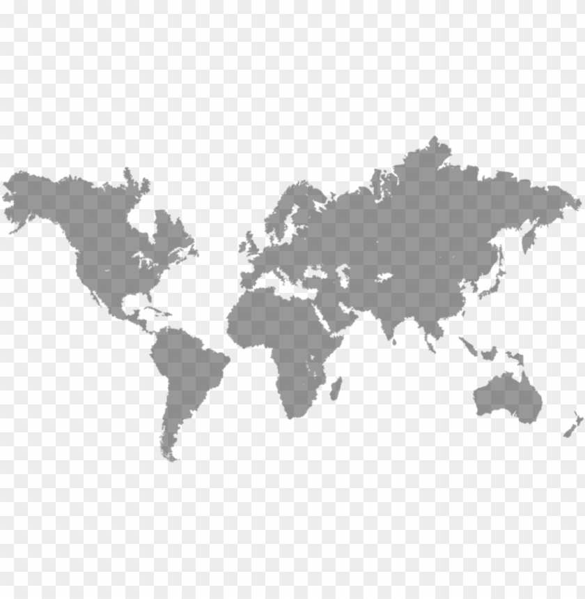 free PNG flat world map png - world map flat PNG image with transparent background PNG images transparent