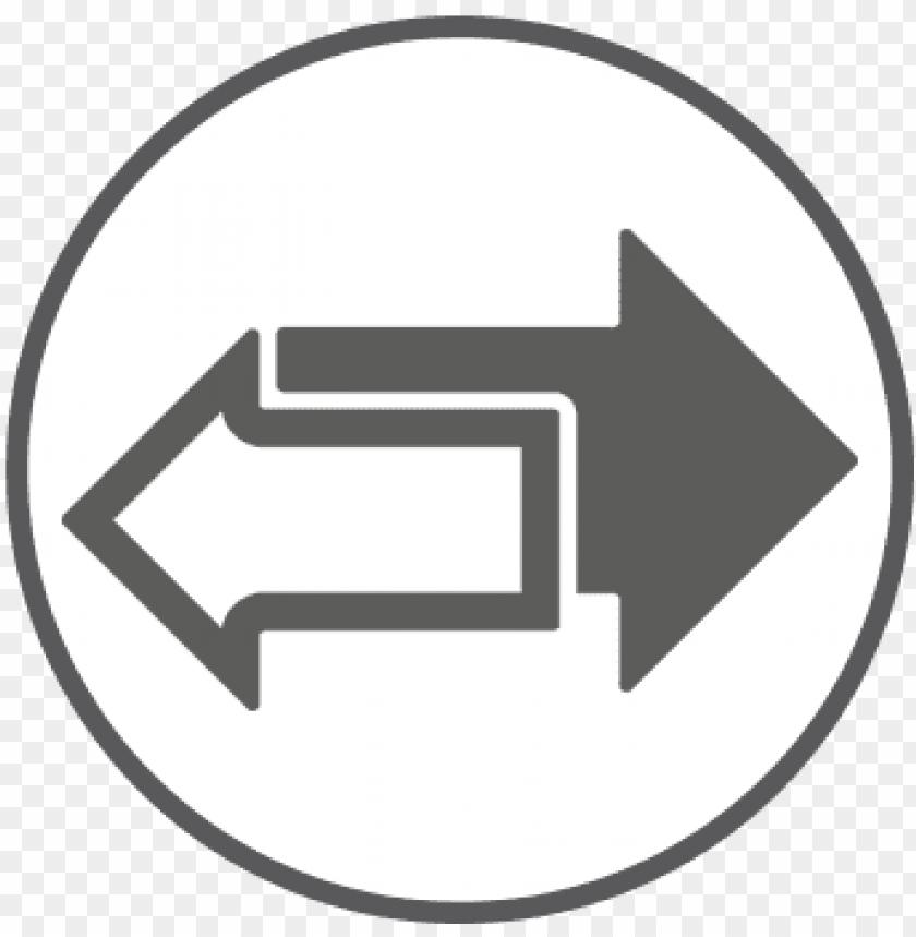 free PNG flecha simbolo derecha e izquierda PNG image with transparent background PNG images transparent