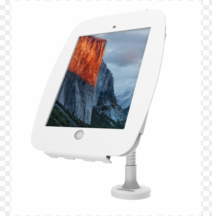 free PNG flexible ipad arm mount - compulocks brands inc ipad pro secure space enclosure PNG image with transparent background PNG images transparent