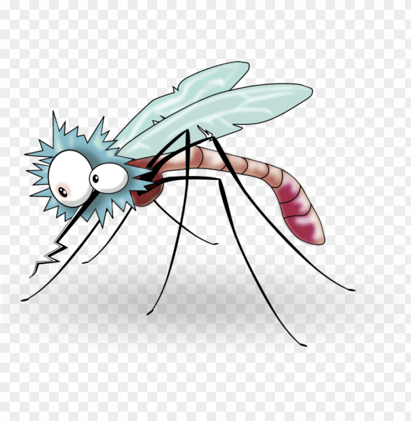 free PNG flies clipart mosquito - cartoon mosquito transparent background PNG image with transparent background PNG images transparent