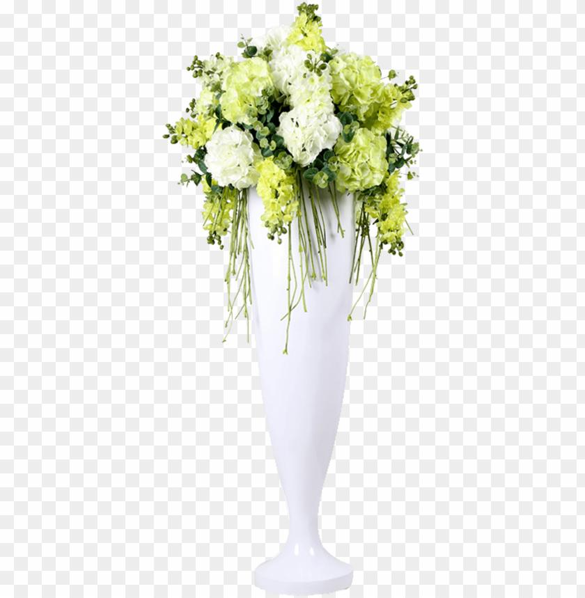 Floral Design Vase Wedding Flower Bouquet Wedding Flower Vase Png Image With Transparent Background Toppng