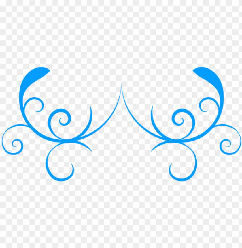 free PNG floral design vintage, floral png vector, blue, flower - vector azul png vintage PNG image with transparent background PNG images transparent