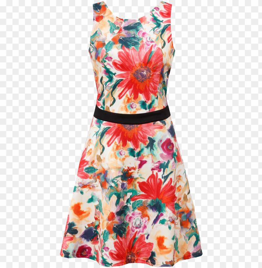 free PNG floral dress png photos - floral dress PNG image with transparent background PNG images transparent