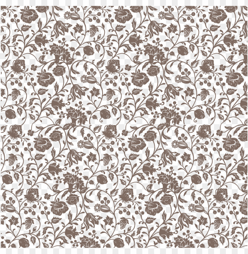 floral pattern png - vintage floral patter PNG image with transparent background@toppng.com