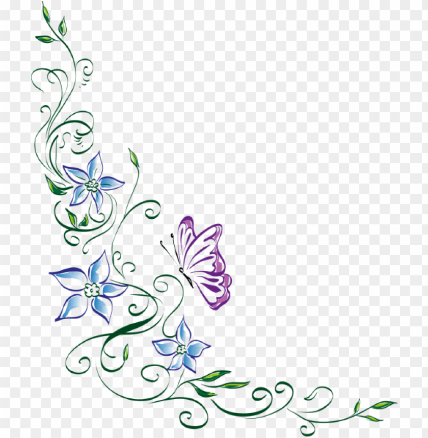 floral vector graphics ornamen bunga png image with transparent background toppng floral vector graphics ornamen bunga