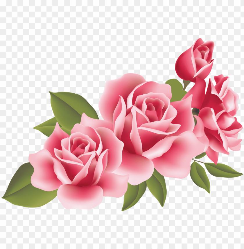 Flores Rosas Png Tarjetas De Invitacion Vintage Para