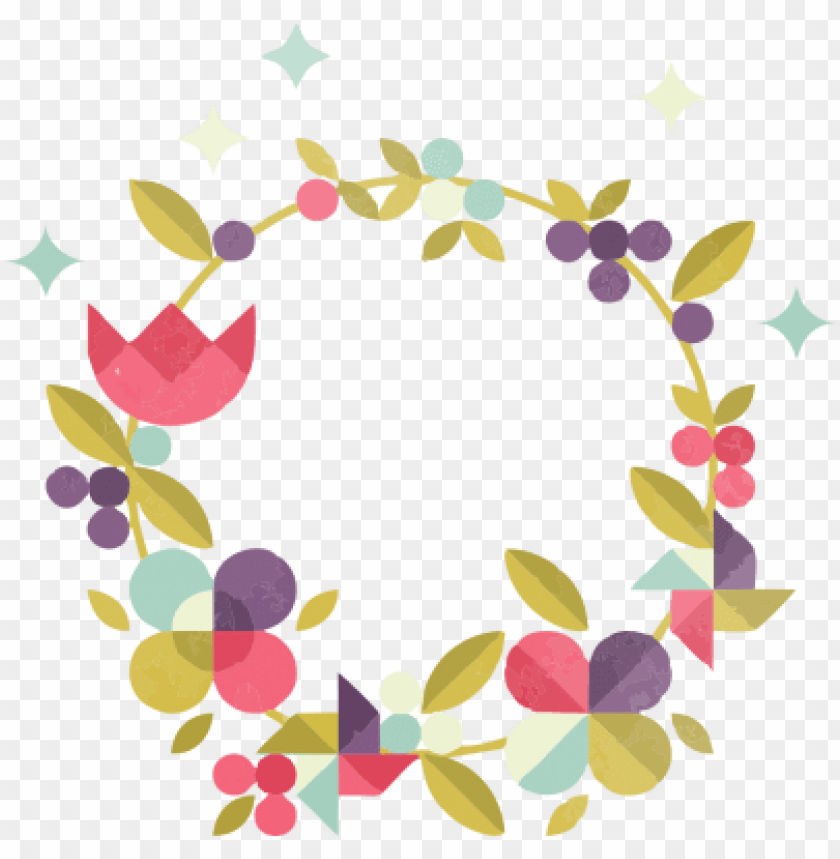 free PNG flower crown, flower, crown png and vector - flower crown png vector PNG image with transparent background PNG images transparent