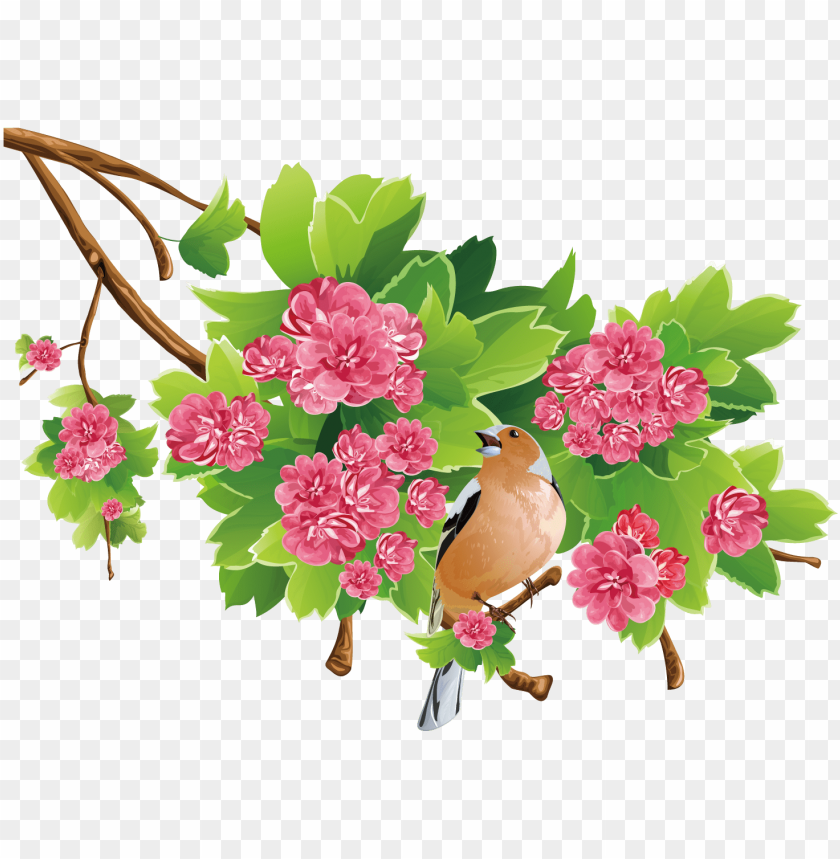 free PNG flower free content clip art - pink flowers background leaf PNG image with transparent background PNG images transparent