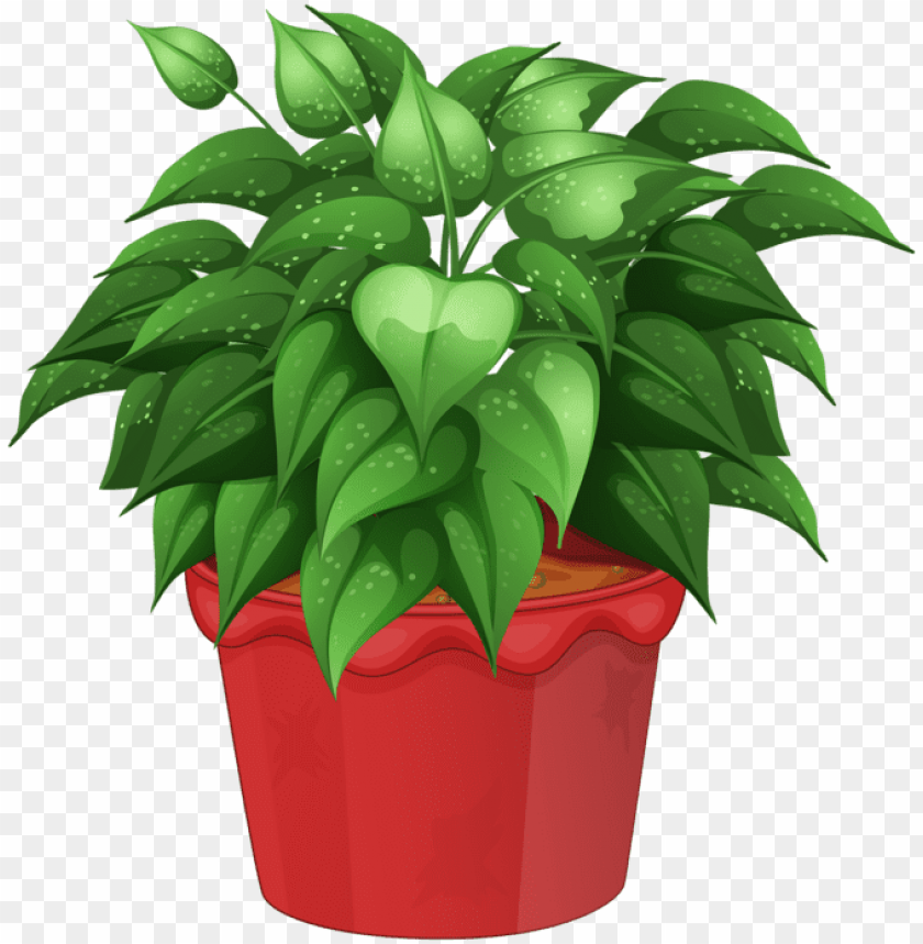 free PNG flower in pot PNG image with transparent background PNG images transparent