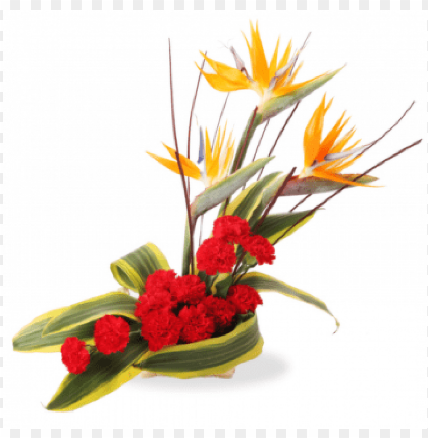 Flower Paradise Birthday Flowers Transparent Flower Bouquet Png Image With Transparent Background Toppng