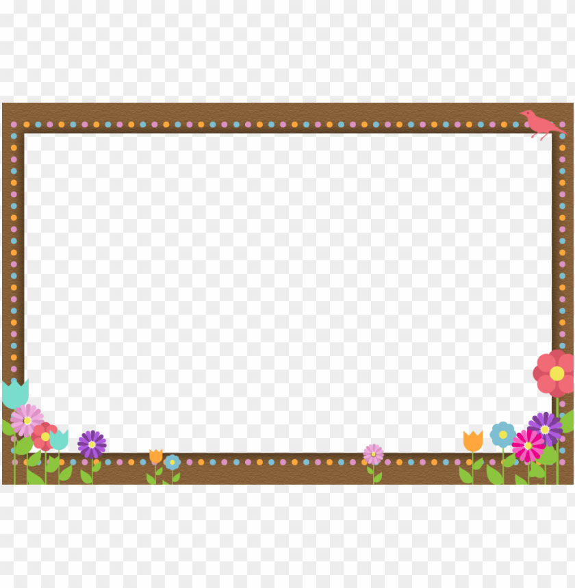 free PNG flowers borders png - Free PNG Images PNG images transparent