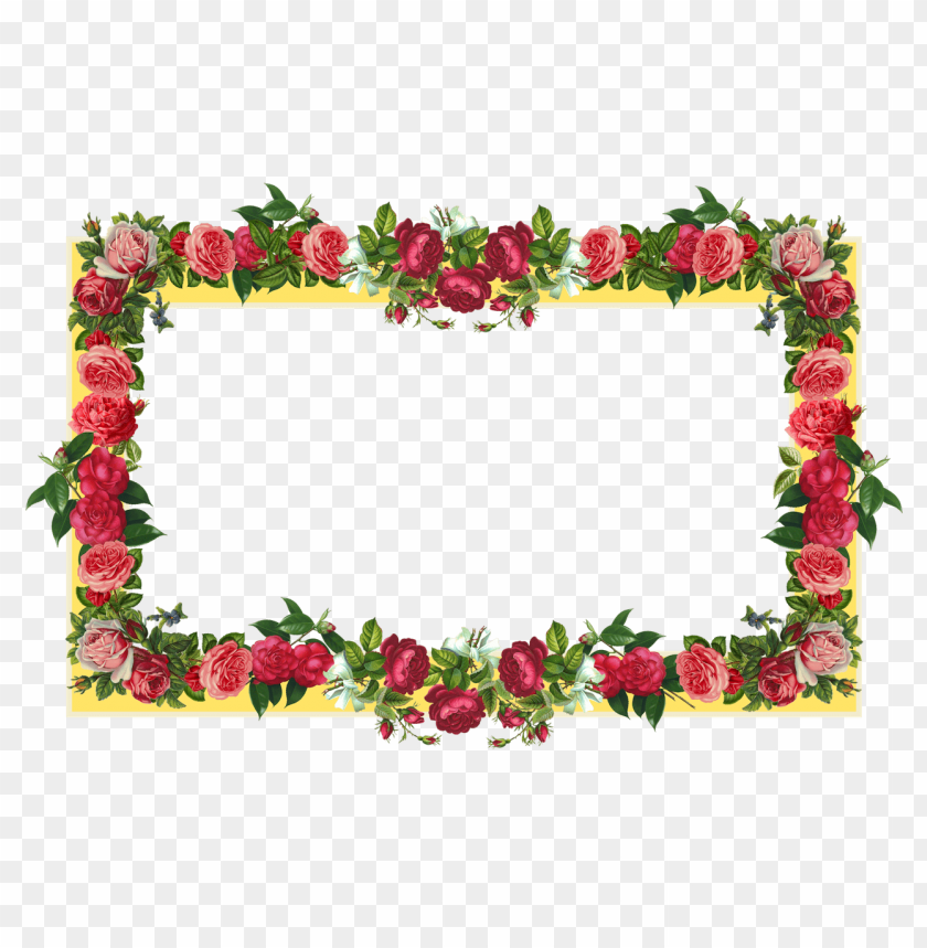 free PNG flowers borders s png - Free PNG Images PNG images transparent