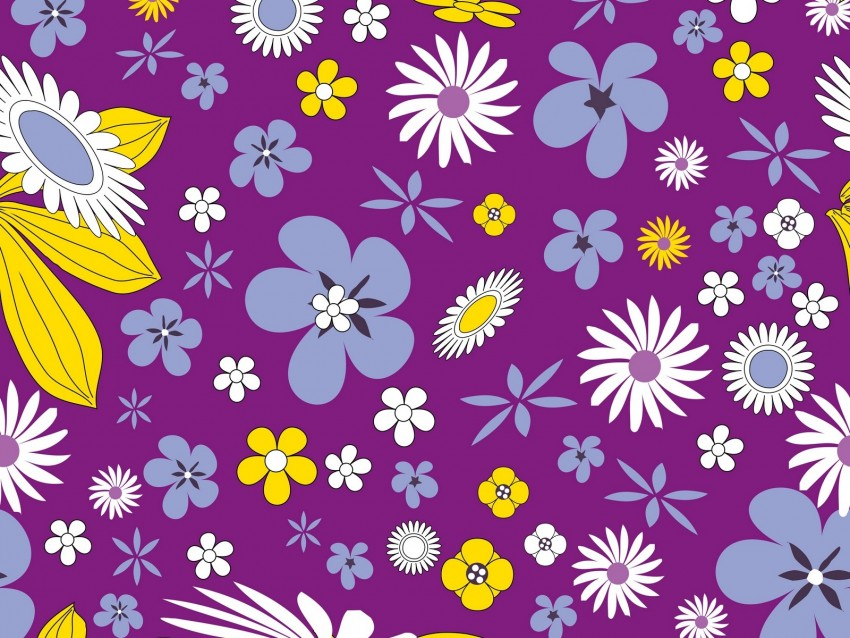 free PNG flowers, patterns, texture, summer background PNG images transparent