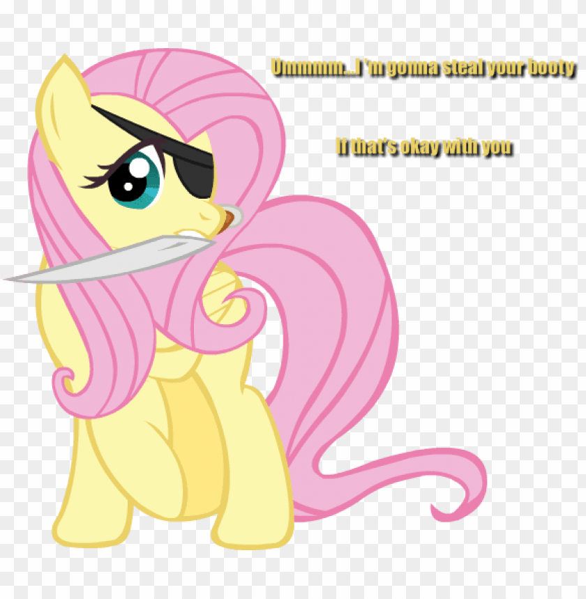 free PNG fluttershy eye patch PNG image with transparent background PNG images transparent