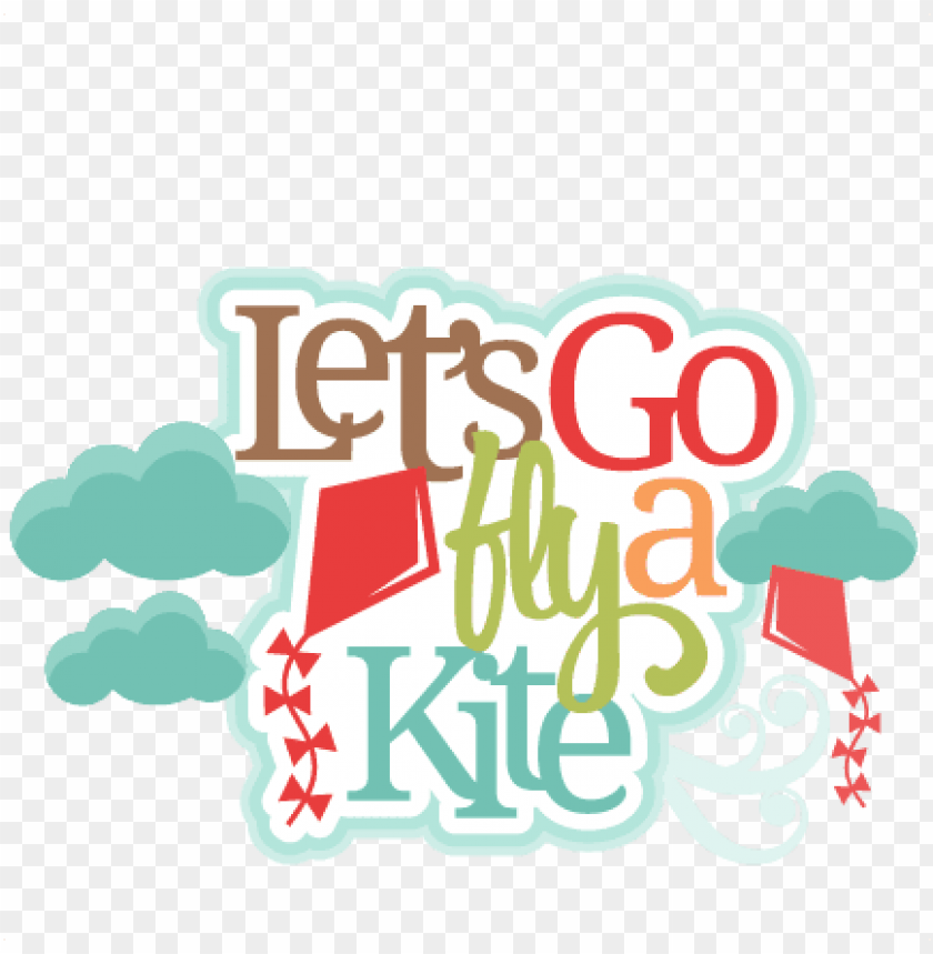 free PNG fly a kite, silhouette figures, decoration- let's go fly a kite PNG image with transparent background PNG images transparent