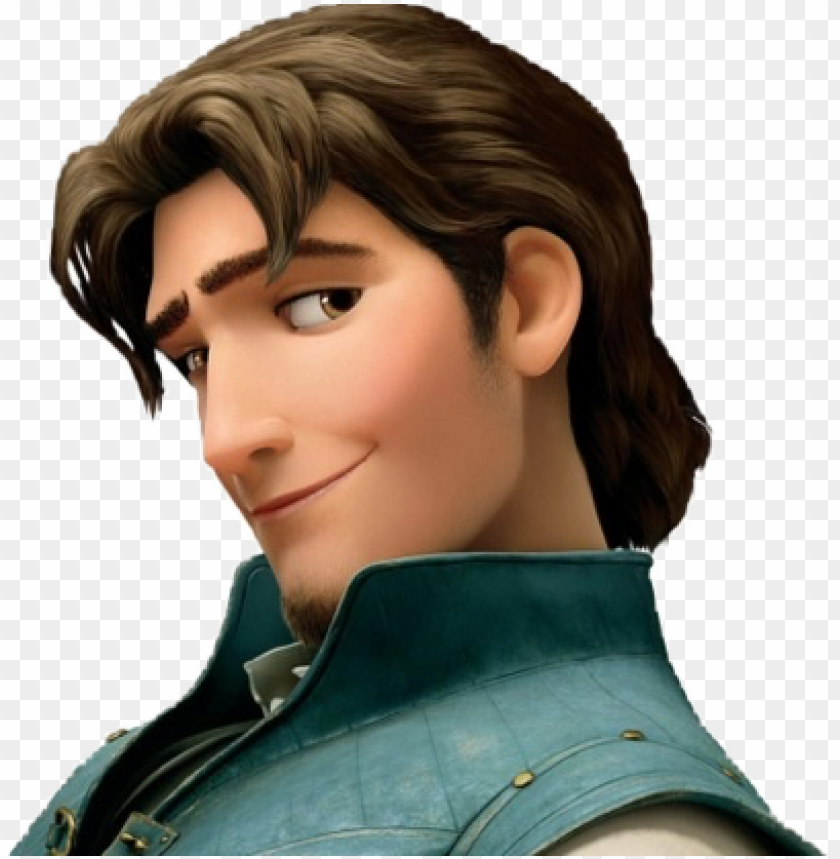 Flynn Rider Png Free Download Tangled Flynn Rider Png Image With Transparent Background Toppng