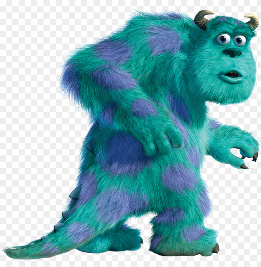 Fmstfis12 Sully Monster Inc Png Image With Transparent Background Toppng