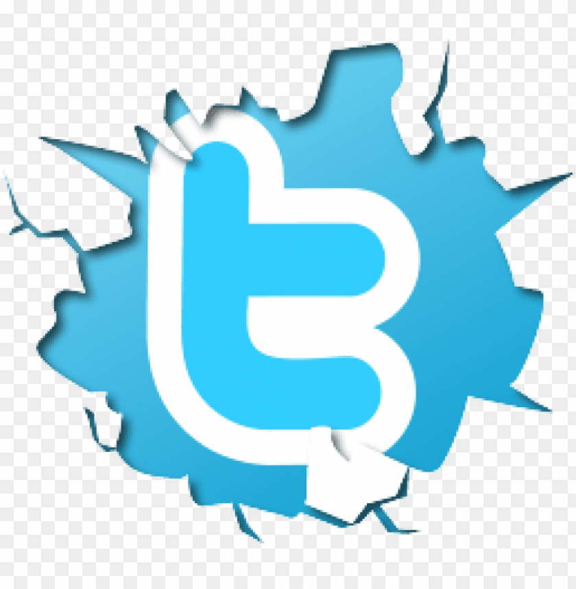 free PNG follow booksbyjason on twitter - crack twitter icon PNG image with transparent background PNG images transparent