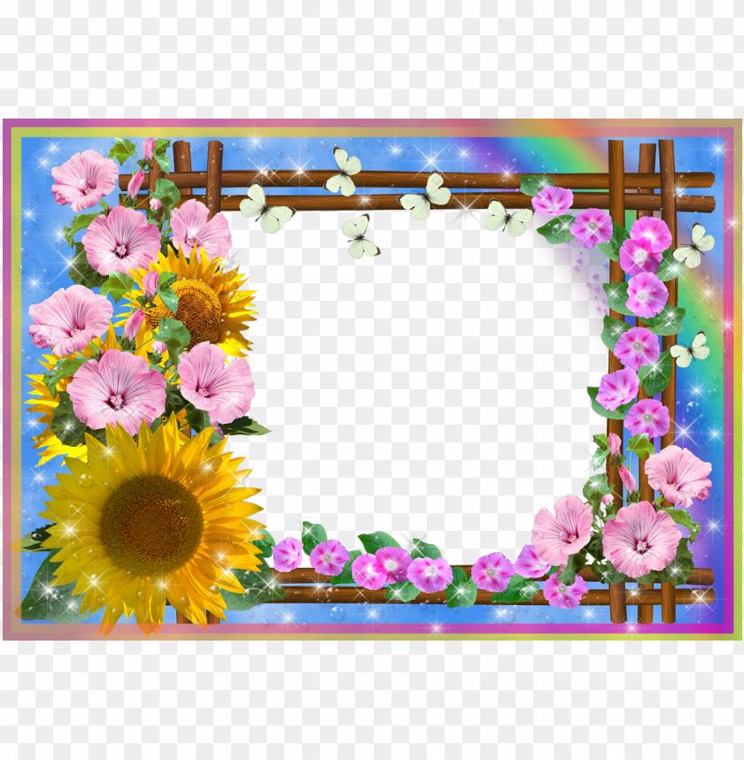 free PNG fondos hermosos para fotos con flores - marcos para fotos hermosas PNG image with transparent background PNG images transparent