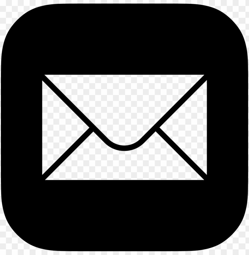 free PNG font email comments - email icon square PNG image with transparent background PNG images transparent