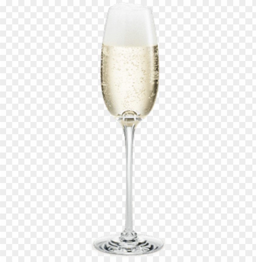 free PNG fontaine champagne glass - holmegaard - fontaine champagne glass PNG image with transparent background PNG images transparent