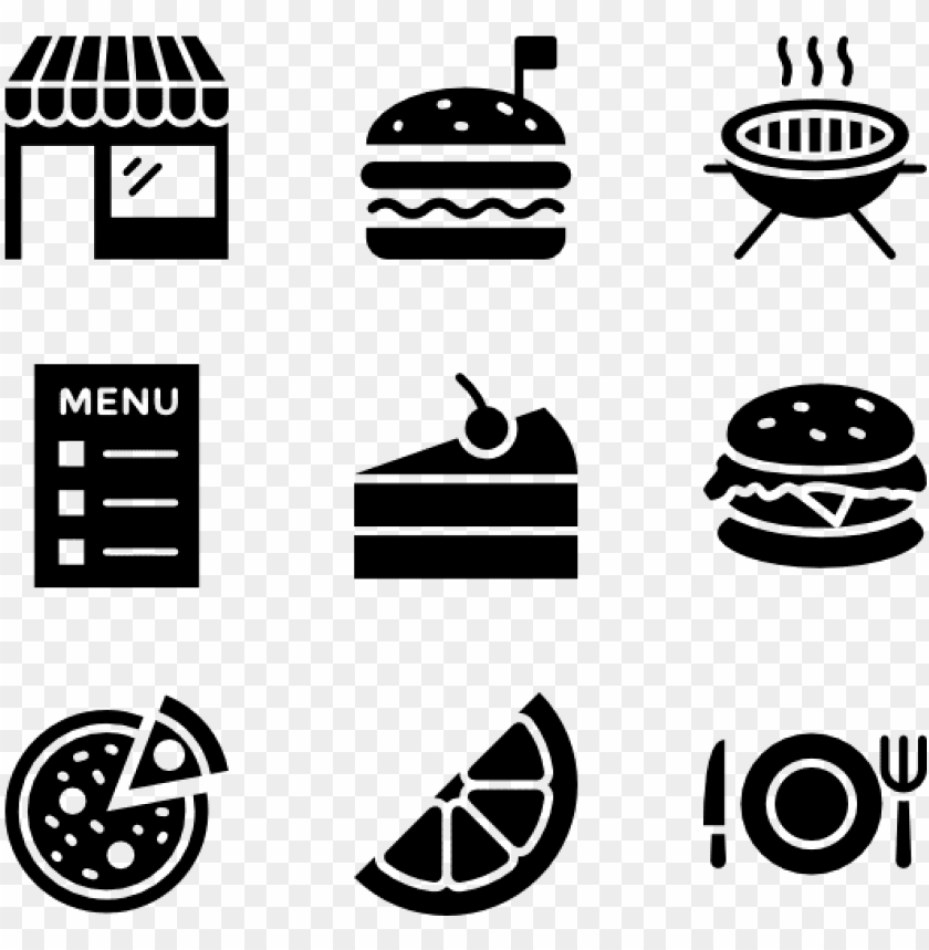 free PNG food icons  - transparent background food icons png - Free PNG Images PNG images transparent
