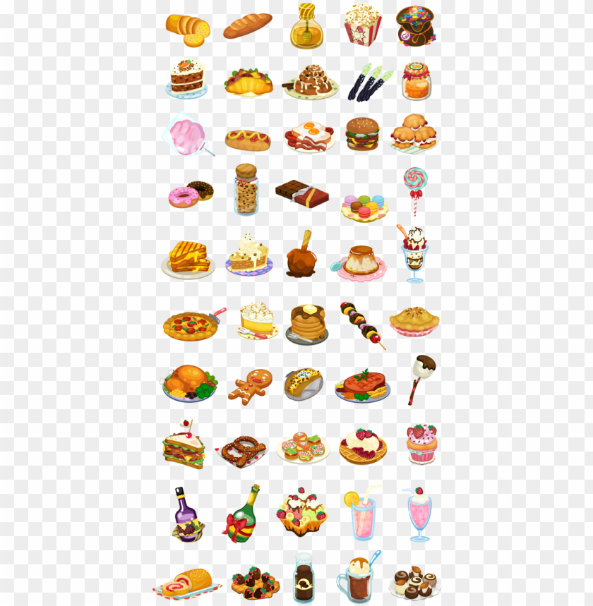 free PNG food items in games PNG image with transparent background PNG images transparent