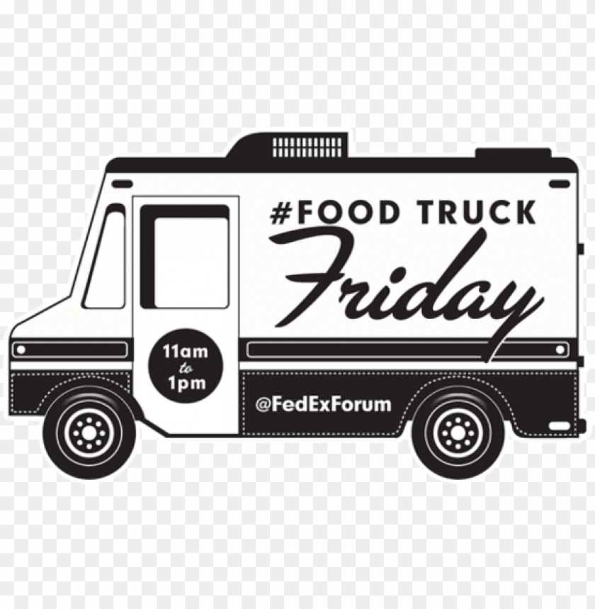 """free PNG """"food truck fridays"""" to debut at fedexforum on july - food truck png transparent PNG image with transparent background PNG images transparent"""