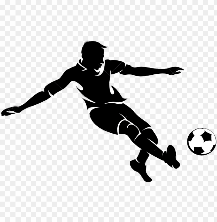 free PNG football - football player clipart PNG image with transparent background PNG images transparent