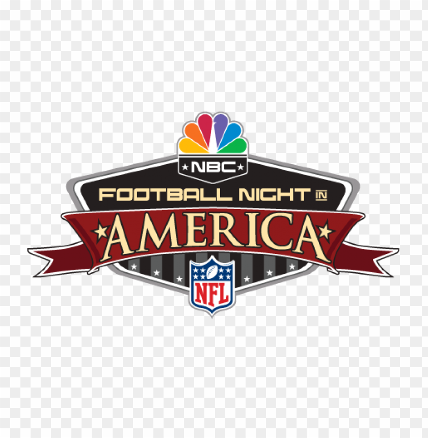 free PNG football night in america logo vector PNG images transparent
