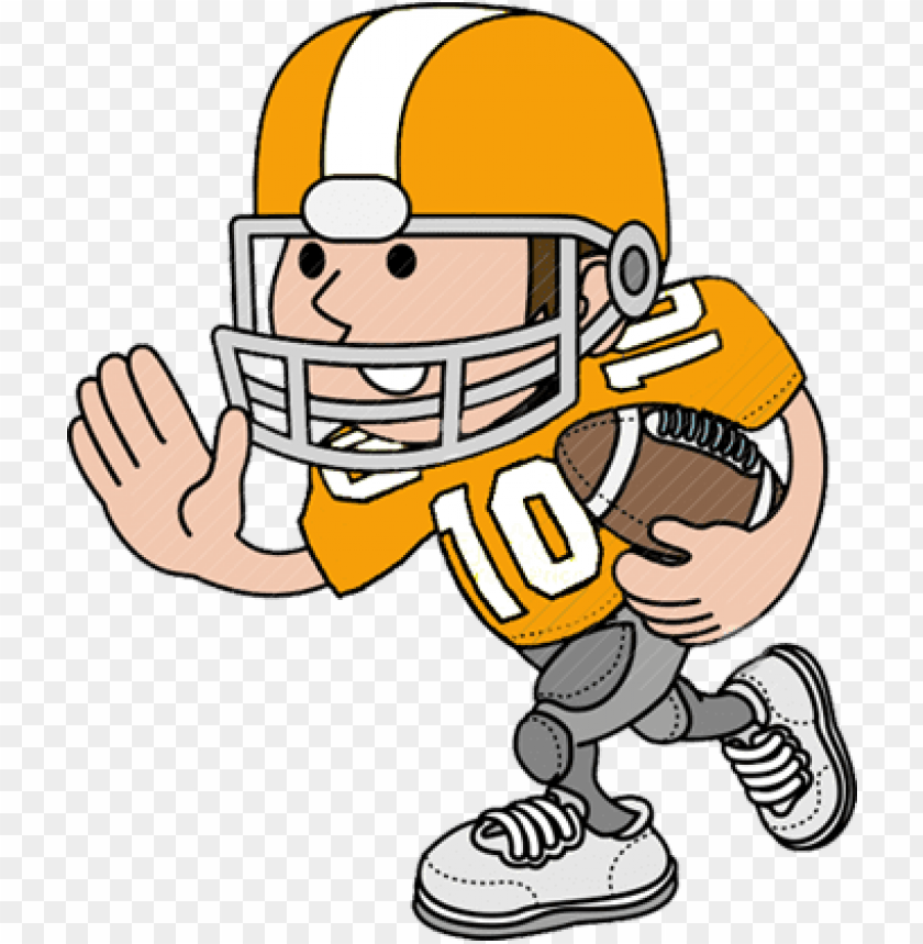 free PNG football player tackling clipart - clip art football player PNG image with transparent background PNG images transparent