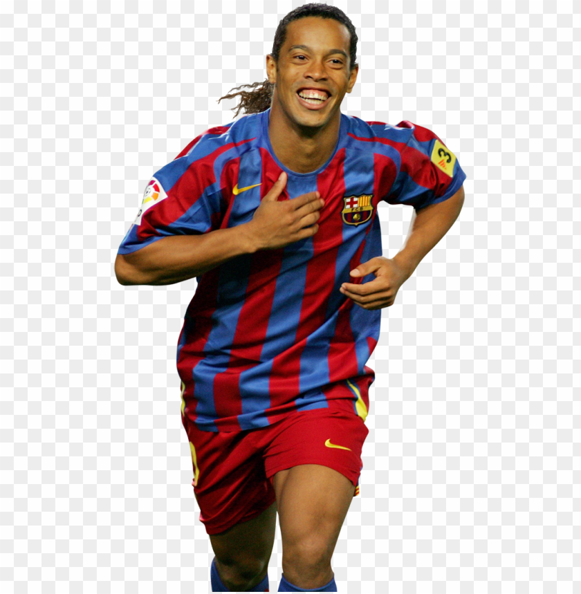 Footyrenders On Twitter Ronaldinho Fc Barcelona Png Image With Transparent Background Toppng