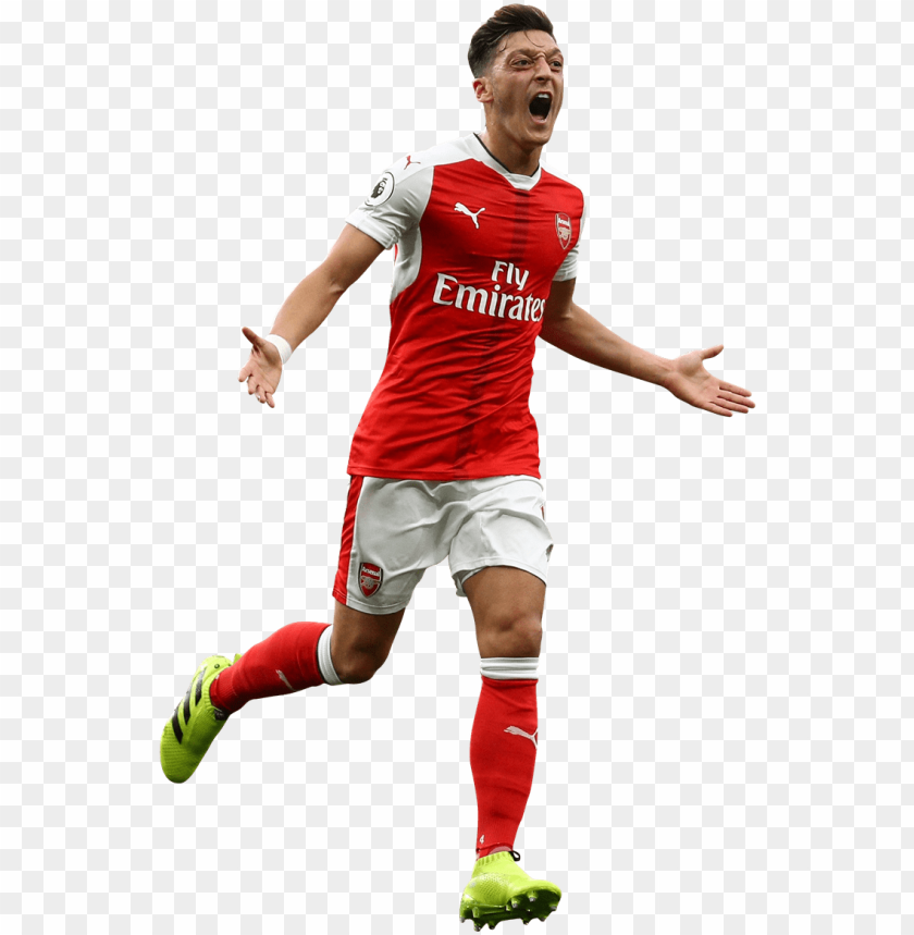 Footyrenders Ozil Arsenal Png Image With Transparent Background Toppng