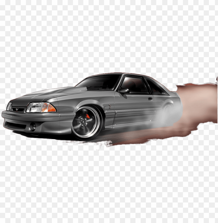 free PNG ford mustang fox body - fox body mustang art PNG image with transparent background PNG images transparent