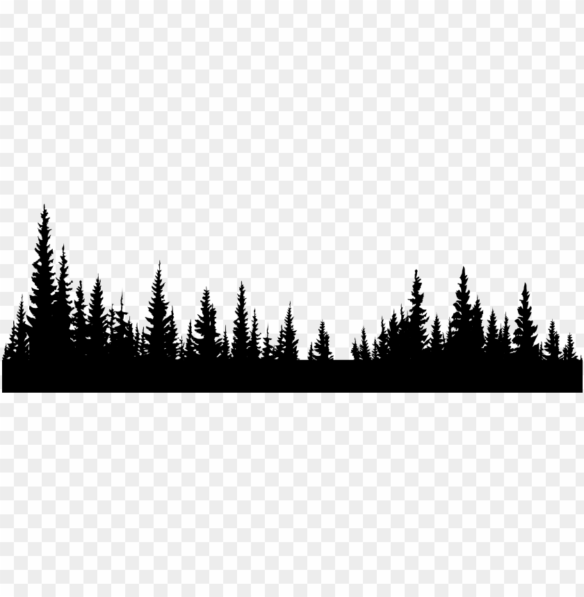 free PNG forest png image - forest clip art black and white PNG image with transparent background PNG images transparent
