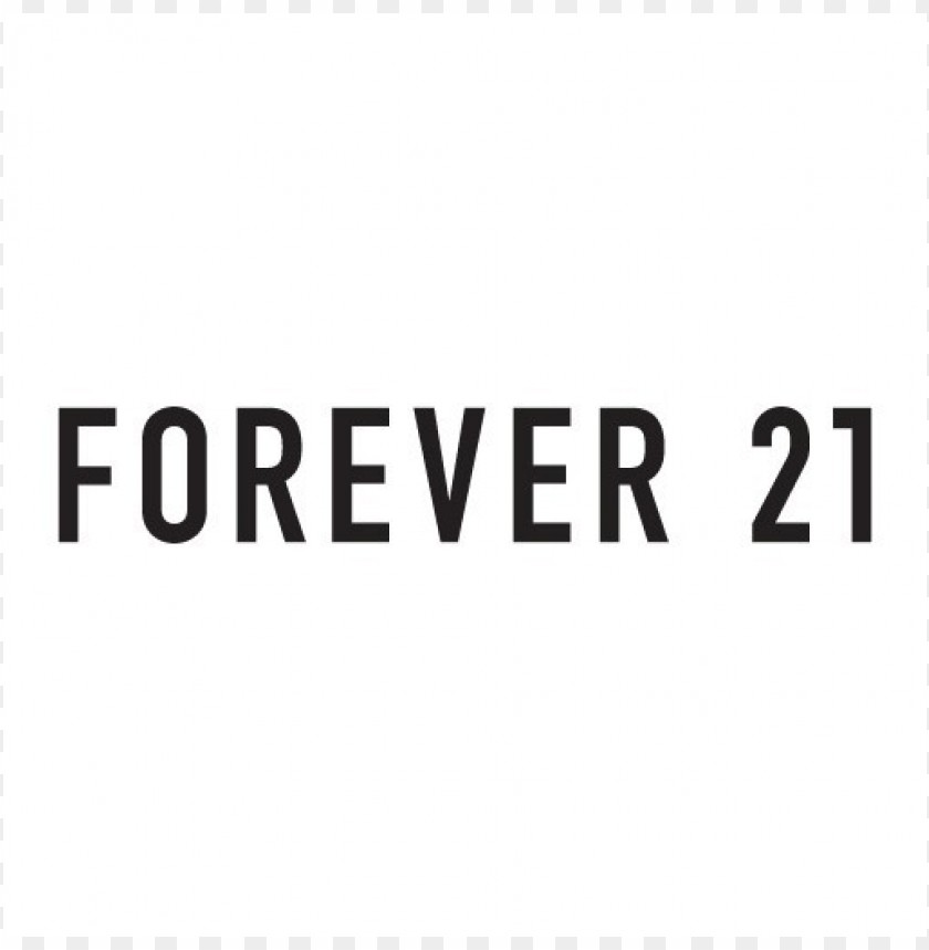 forever 21 logo vector download@toppng.com
