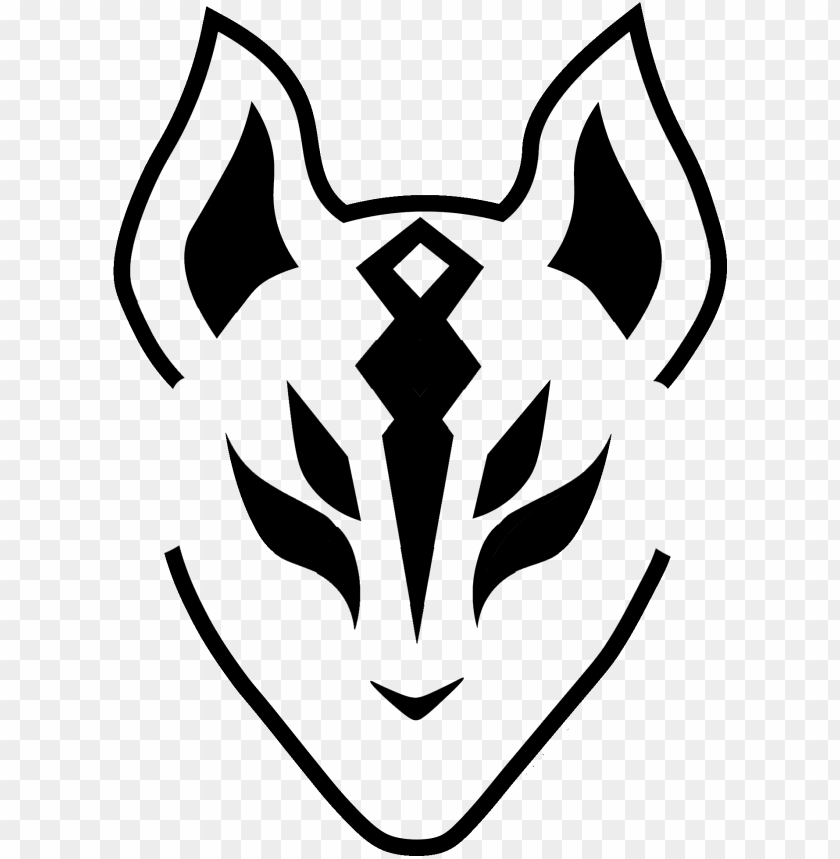 free PNG fortnite llama stencil - zy fortnite costume latex mask fox drift mask PNG image with transparent background PNG images transparent