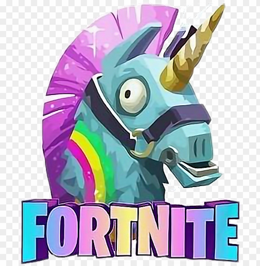 Fortnite Llama Unicorn Shirt Png Image With Transparent Background Toppng