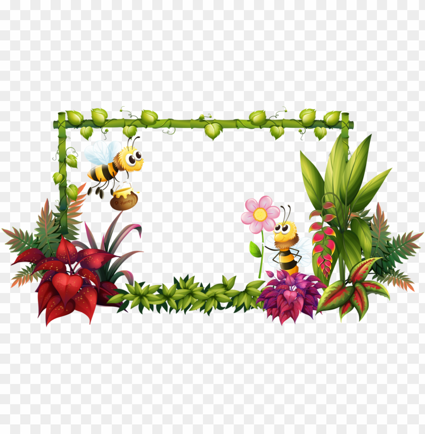 free PNG Фотки flower border clipart, garden clipart, borders - transparent background elegant flower borders PNG image with transparent background PNG images transparent