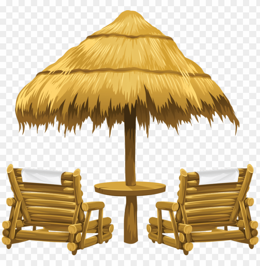 free PNG Фото, Автор soloveika На Яндекс - deck chairs on beach PNG image with transparent background PNG images transparent