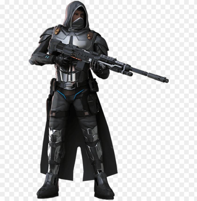 free PNG fps game character - sci fi shock trooper PNG image with transparent background PNG images transparent