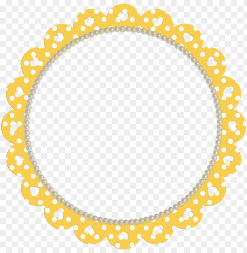 free PNG frame circle with ribbon PNG image with transparent background PNG images transparent