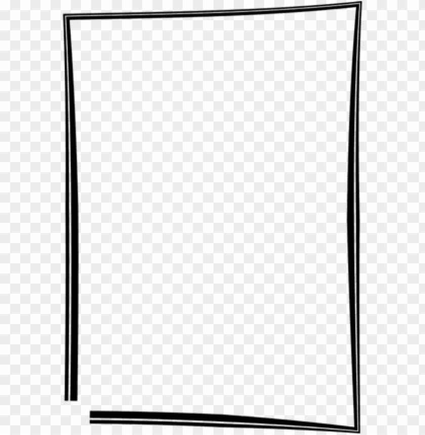 free PNG frame line vector png - vector frame frame PNG image with transparent background PNG images transparent