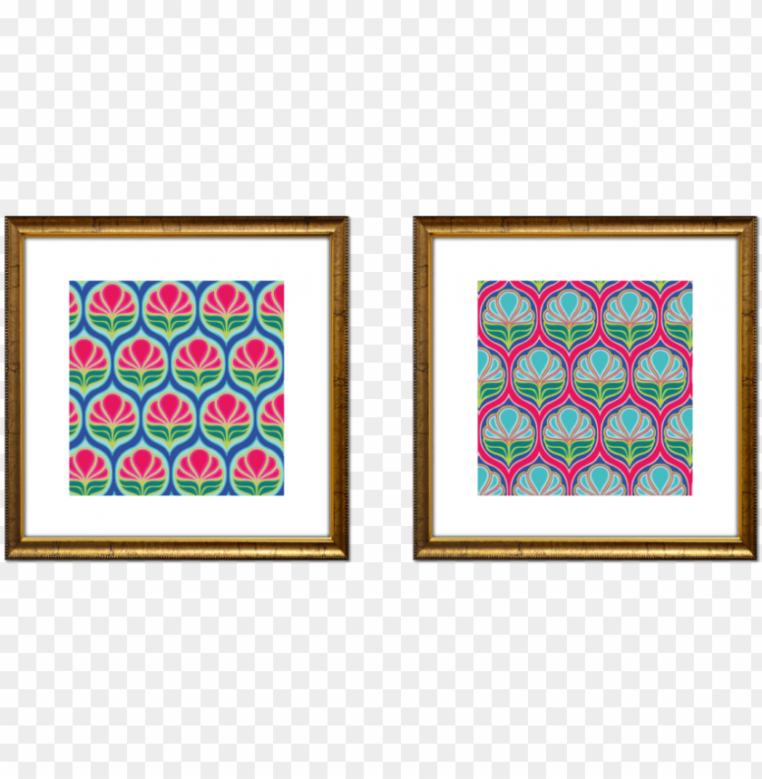 free PNG framed wall art by gallery wall decor - transparent png framed wall art PNG image with transparent background PNG images transparent