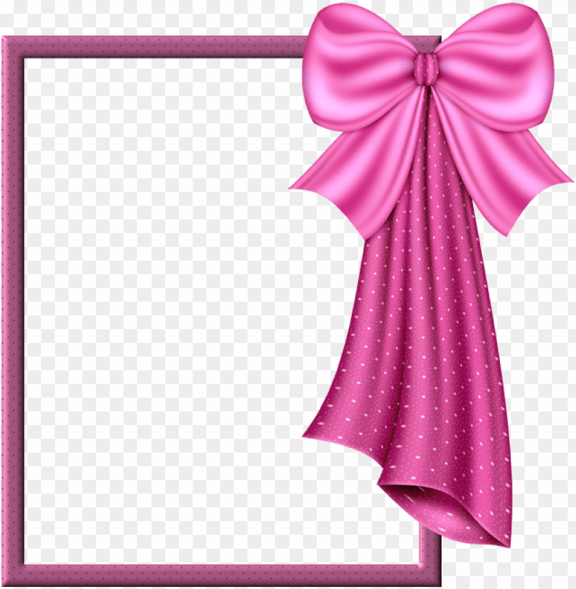 free PNG frames frame borders border ribbons ribbon bows bow - beautiful blue borders and frames PNG image with transparent background PNG images transparent