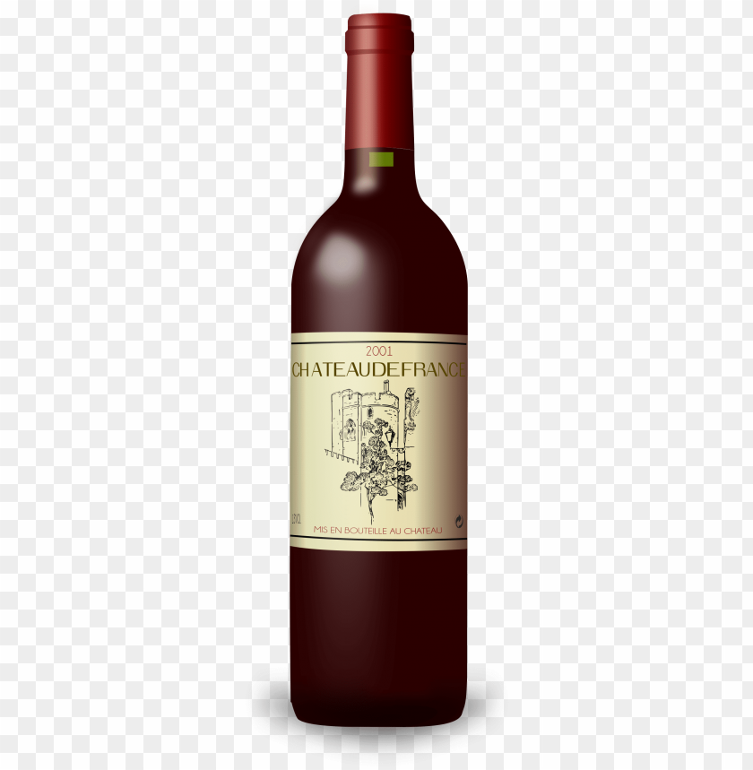 free PNG france clipart french wine - bottle of wine clipart PNG image with transparent background PNG images transparent