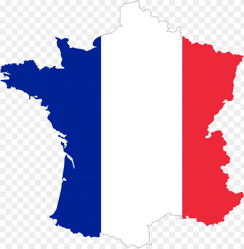 France Flag In Country Png Image With Transparent Background Toppng