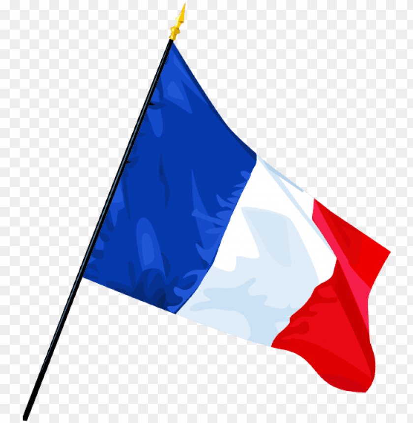 France Flag Png Transparent Images Png All Rh Pngall French Flag On Stick Png Image With Transparent Background Toppng