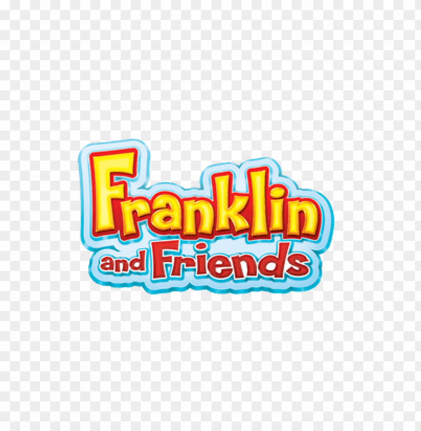 Download Franklin And Friends Logo Clipart Png Photo Toppng